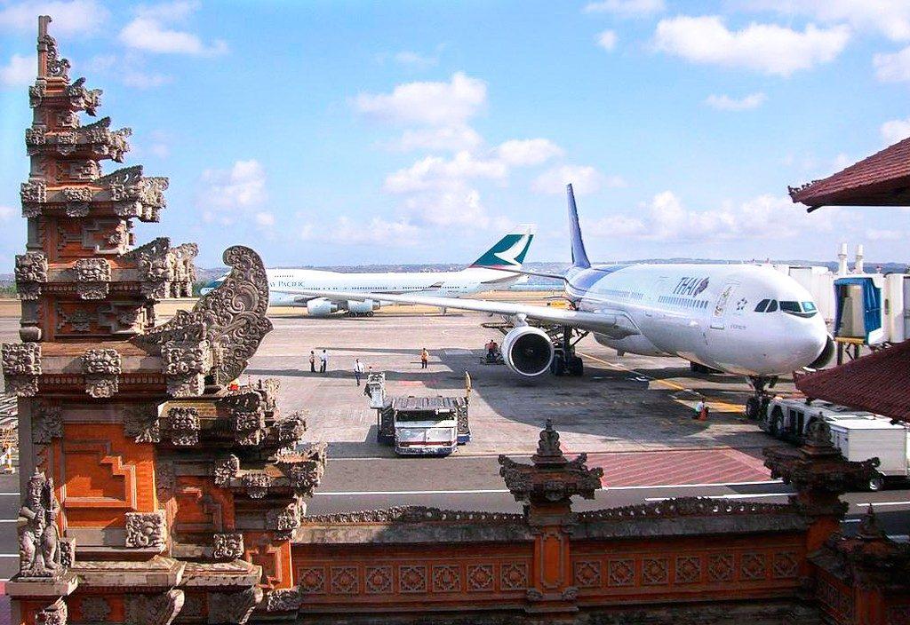 مطار نغورا راي الدولي