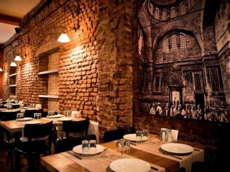 مطعم ميهان في ادرنة