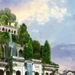 قصة بناء حدائق بابل المعلقة