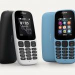 جوالات نوكيا 130 ، 105 Nokia الجديدة بـ 14 دولار فقط