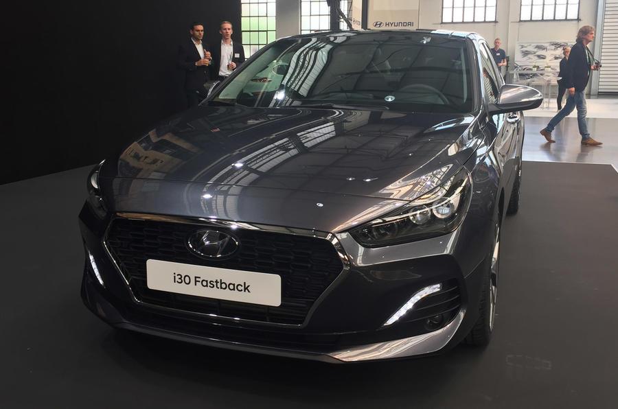 Hyundai I30 2018 Fastback