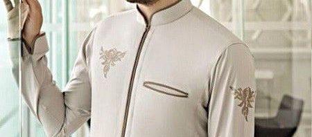 eac4a4448 انواع ياقة الثوب السعودي | المرسال