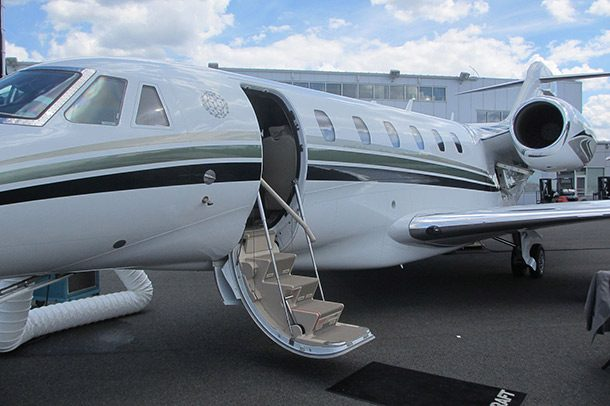 Cessn Citation X