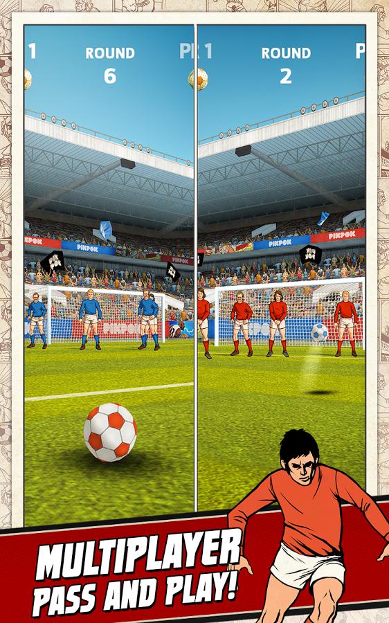 تحميل لعبة score world goals