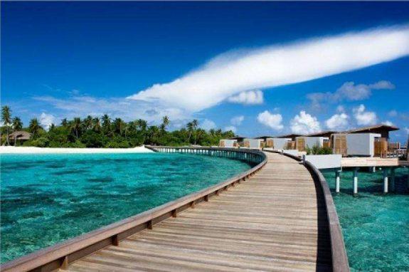 جزيرة ايداهو جزر المالديف