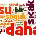 اهم الكلمات التركية التي يحتاجها السائح ومعناها بالعربي