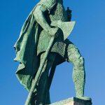 ليف اريكسون وعلاقته بإكتشاف أمريكا