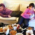 مشاكل الأطفال الصحية الناتجة عن نمط الحياة