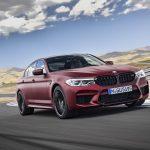 BMW M5 2018 نموذج الجيل السابع