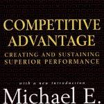 ملخص كتاب الاستراتيجية التنافسية لـ مايكل بورتر