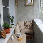 ديكورات مميزة لشرفة المنزل الصغيرة