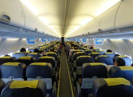 صور طائرات طيران بيجاسوس من الداخل المرسال
