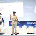 ضابط الشرطة روبوكوب في الإمارات العربية