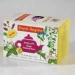 فوائد و اضرار شاي رويال للرجيم