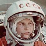 """"""" فالنتينا تيريشكوفا """" رائدة فضاء على متن فوستك 6 سنة 1963م"""