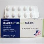 نشرة دواء ريميرون REMERON