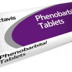 النشرة الداخلية لعقار فينوباربيتال Phenobarbital