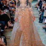 فستان باللون البني الفاتح - 516624