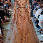 فستان باللون الذهبي - 516625