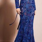 فستان طويل و ضيق - 516640