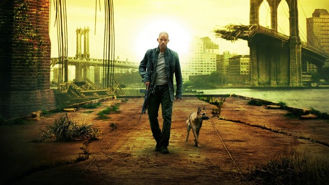 فيلم I Am Legend