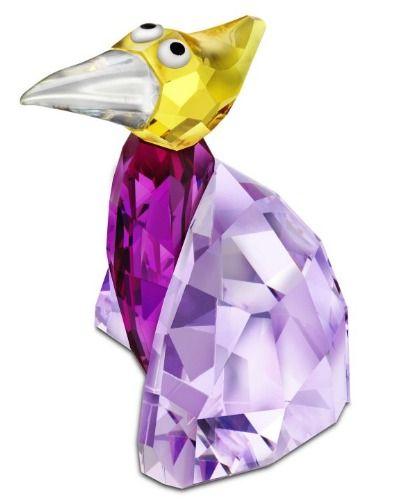 قطعة كريستال على شكل طائر