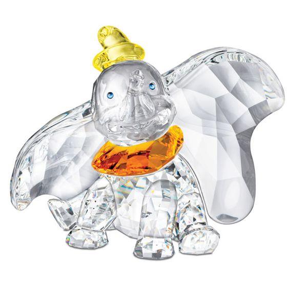 قطعة كريستال على شكل فيل