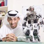 الجوائز التي حصل عليها العالم محمد الشامسي