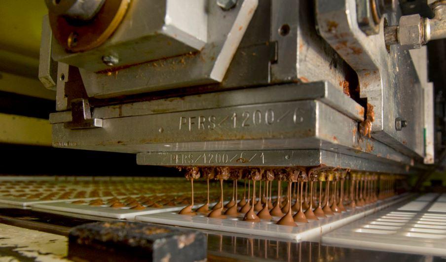 مصنع شوكولاتة ال بروسي في لوقانو