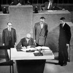 بنود معاهدة الدفاع الامريكية مع اليابان