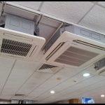 افضل انواع مكيفات السقف المخفية
