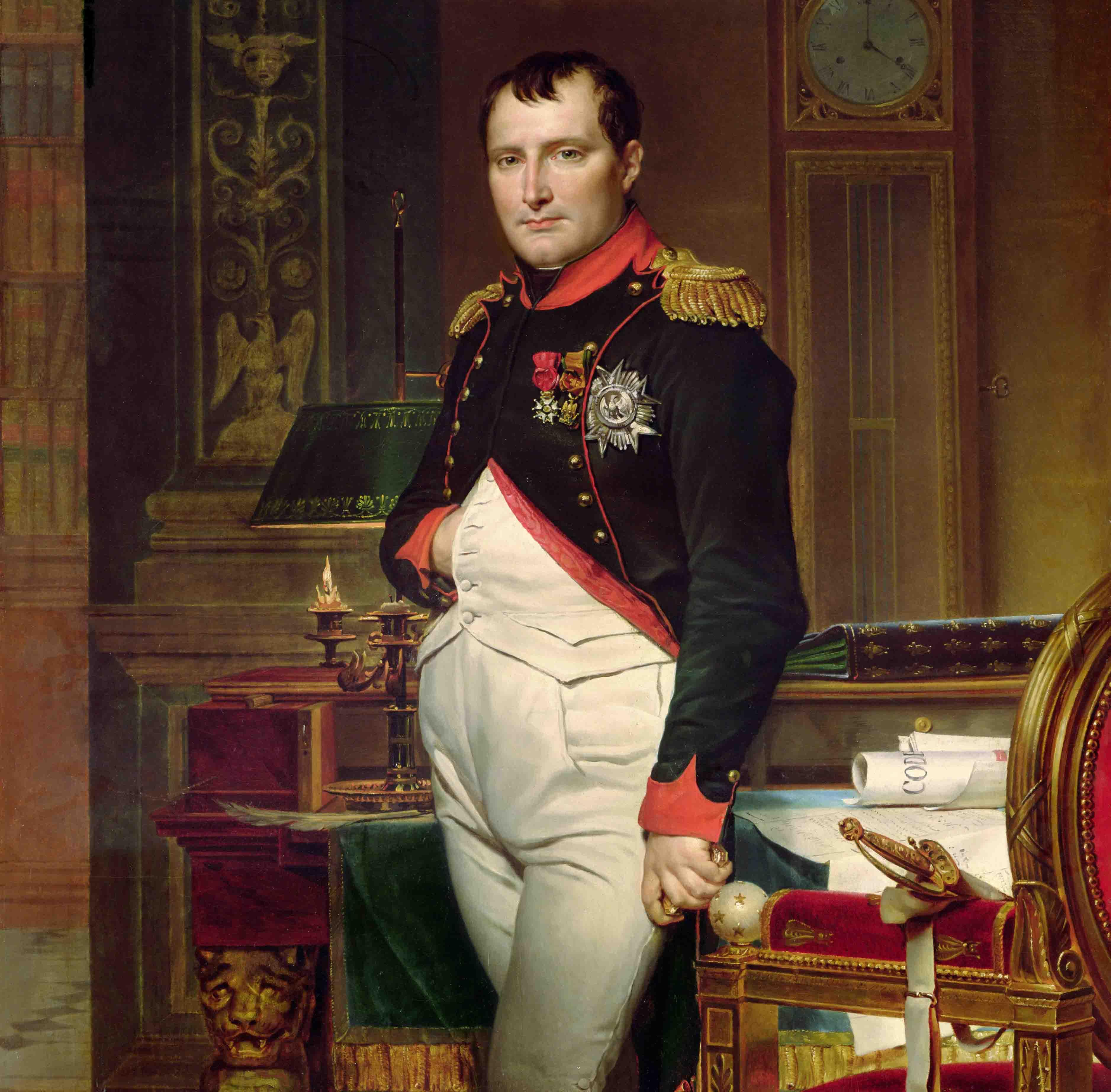 نتيجة بحث الصور عن نابليون بونابرت