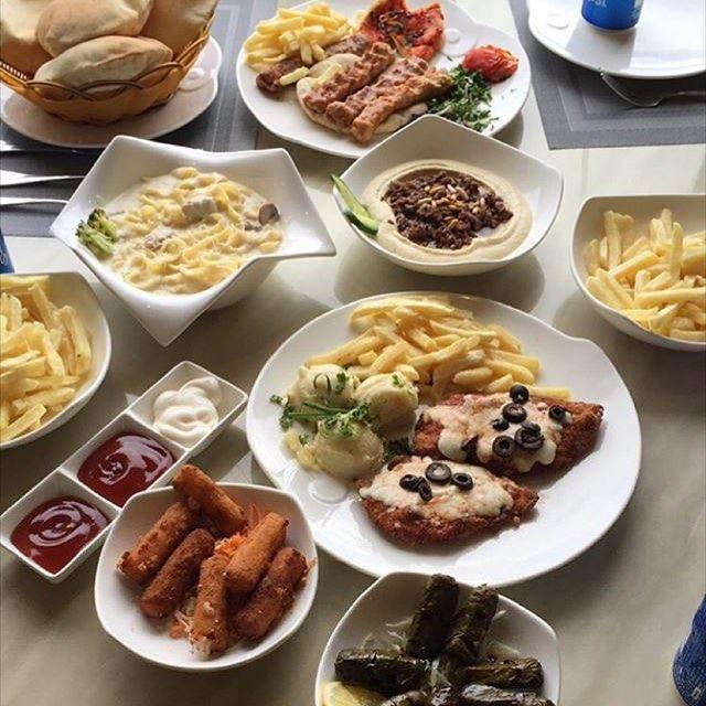 حلويات سورية مدلوقة