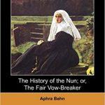أفضل روايات الكاتبة الانجليزية افرا بن