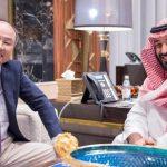 """استثمار صندوق الاستثمارات السعودي مع """" رؤية سوفت بنك """""""