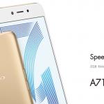 اوبو تكشف عن جوال اقتصادي جديد Oppo A71