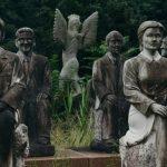 معلومات عن الحديقة المهجورة في اليابان