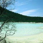 بحيرة كاواه بوتيه في باندونغ