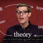 مقارنة بين النظرية والفرضية