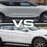 مقارنة بين فولفو XC40 2018 و بي ام دبليو X1 2018