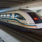 معلومات عن صناعة القطارات المغناطيسية