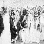 قصة الملك عبدالعزيز مع ابن عجلان