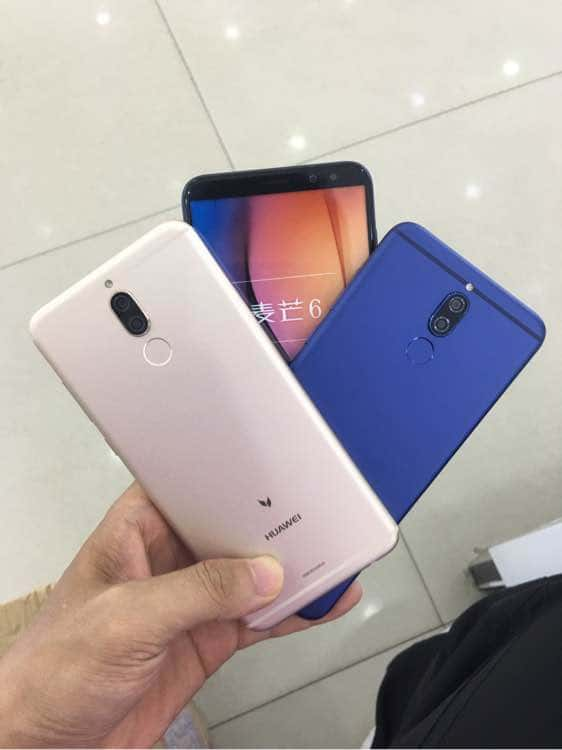 هواوي Huawei Maimang 6 أول جوال بأربع كاميرات مقالات