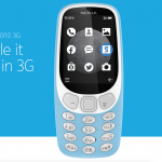 نوكيا تدشن من جديد Nokia 3310 لدعم شبكات 3G