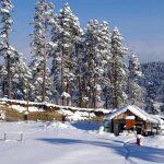 أفضل الأماكن السياحية ذات الطبيعة الثلجية
