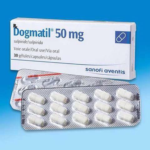 دواء دوجماتيل Dogmatil لعلاج الاضطرابات النفسية المرسال