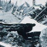آثار زلزال الاسكا أقوى زلازل أمريكا الشمالية