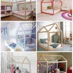 ديكورات غرف نوم منتسوري لتنمية مهارات طفلك
