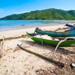 رحلة إلى شاطئ كوتا في إندونيسيا
