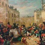 مذبحة القلعة على يد محمد علي باشا